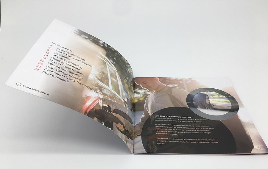 呼和浩特周边说明书印刷设计