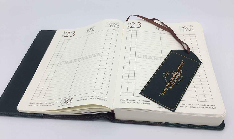 金川精美笔记本印刷