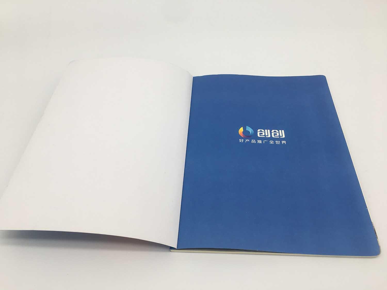 新罗道林纸笔记本印刷