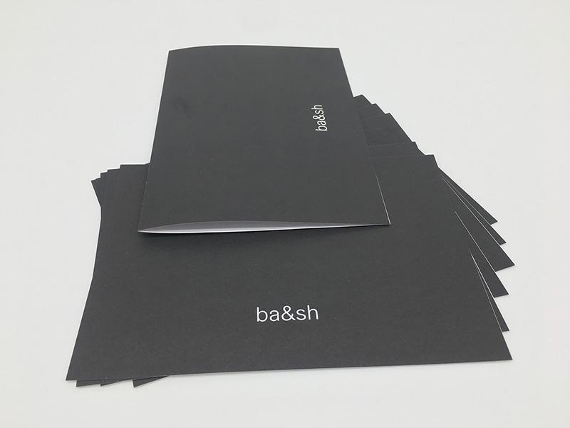 喀喇沁旗说明书印刷机