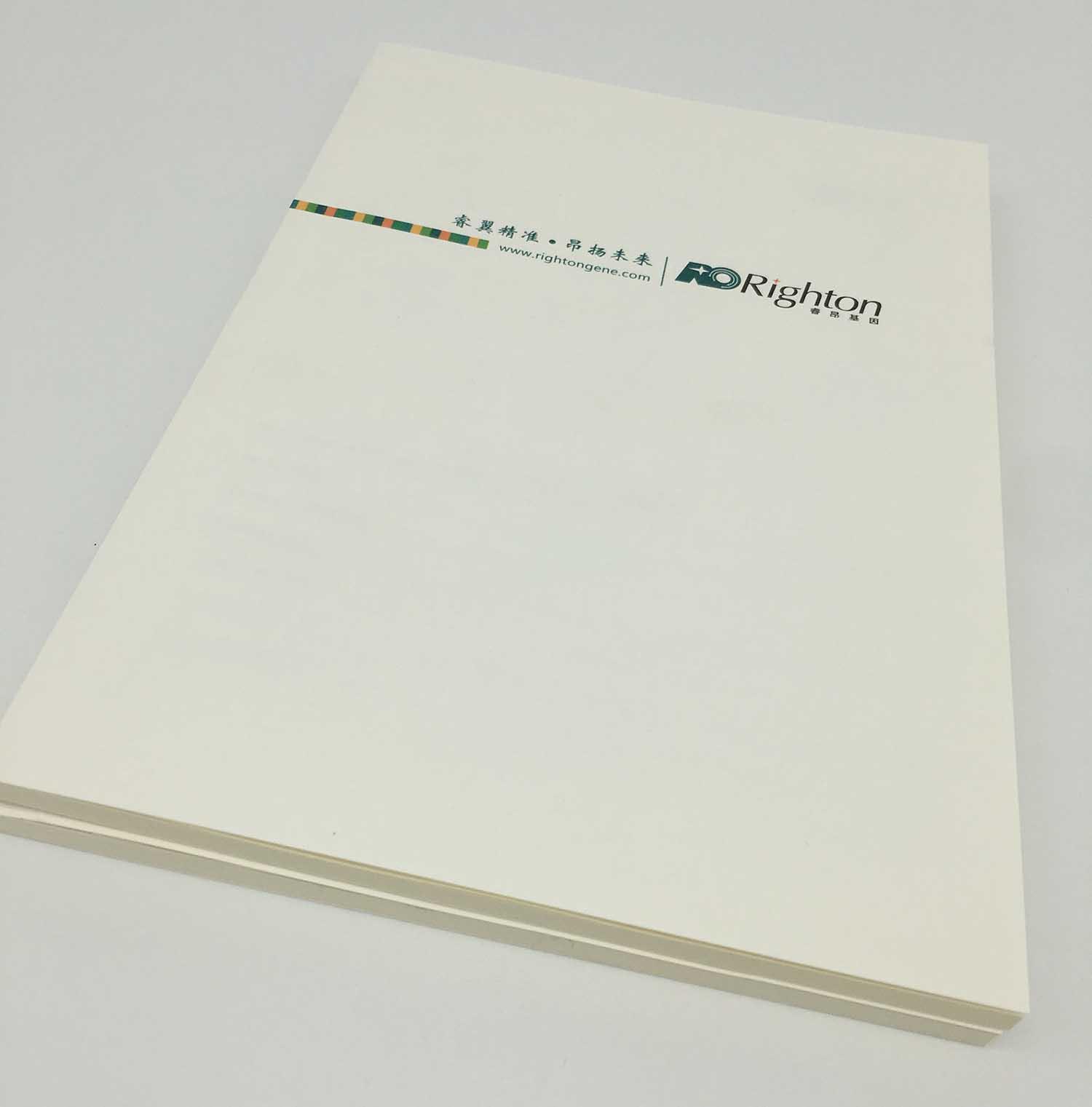 沙河口区牛皮纸笔记本印刷