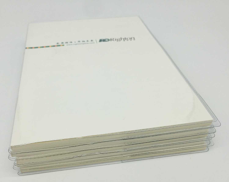 荔湾牛皮纸笔记本印刷