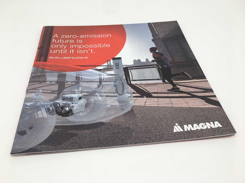 三门峡宣传册印刷技术
