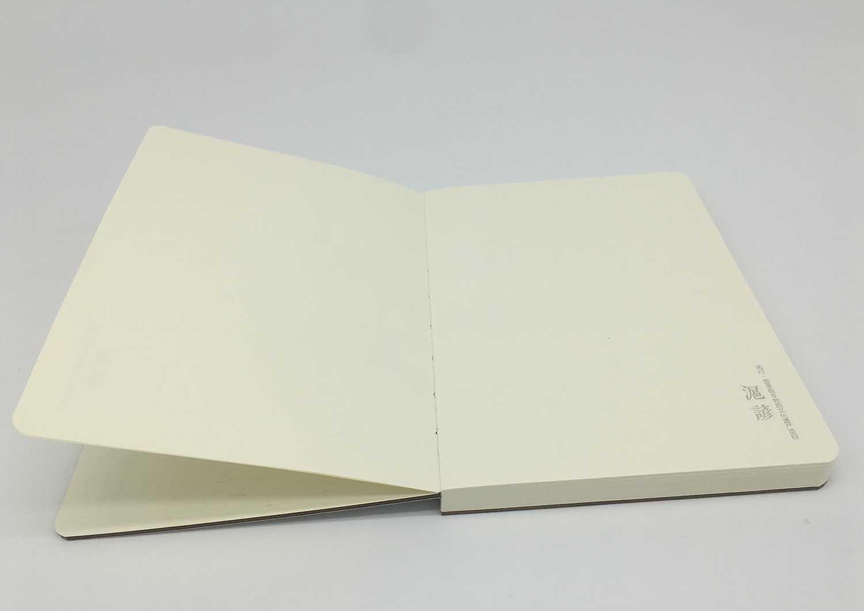 浈江牛皮纸笔记本印刷