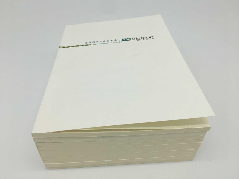 武宣牛皮纸笔记本印刷