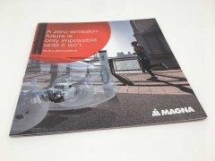 城子河企业宣传册印刷设计
