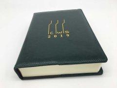 月湖皮革笔记本印刷
