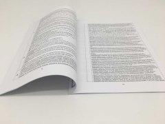 麒麟印刷厂画册样本宣传册定制
