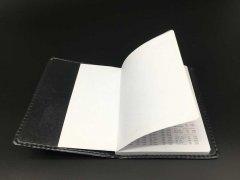 井陉矿区皮革笔记本印刷