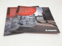 井陉矿区企业宣传册印刷设计