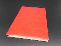昌黎精装笔记本印刷