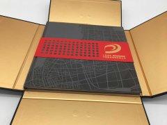乌兰浩特精装笔记本印刷