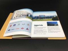 弥勒印刷厂画册样本宣传册定制